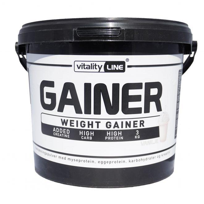 Vitality Line gainer vanilje