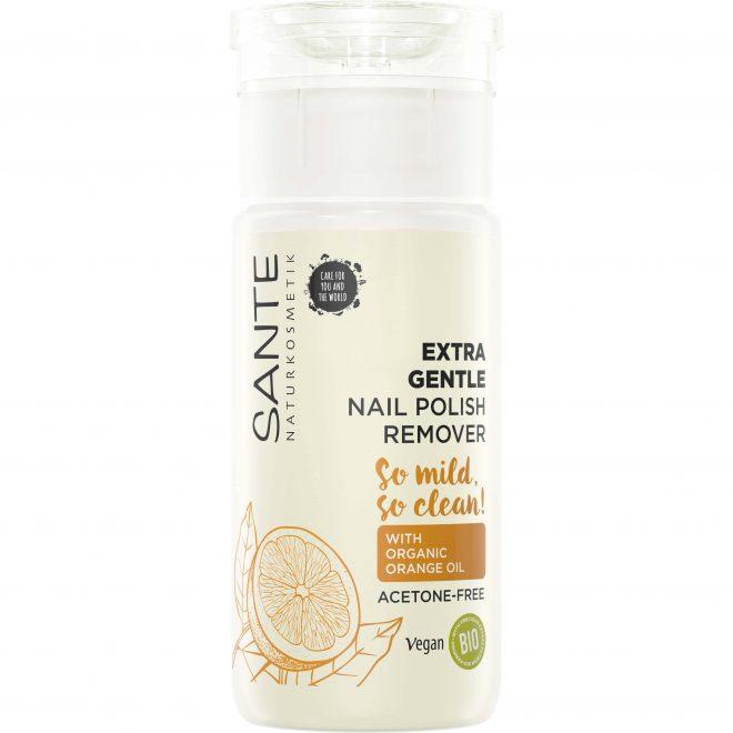Sante extra gentle nail polish remover 100 ml