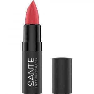 Sante matte lipstick 06 bright papaya