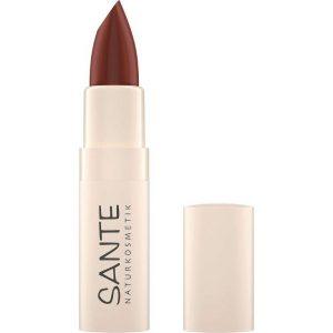 Sante moisture lipstick 08 rich cacao