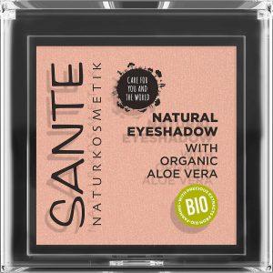 Sante natural eyeshadow 01 pearly opal