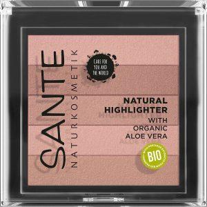 Sante natural highlighter 01 nude