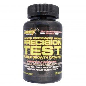 Precision test 120cap