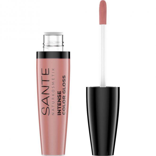 Sante intense colour lipgloss 01 style me nude