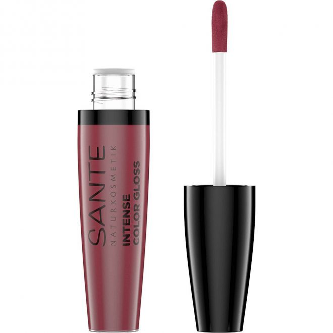Sante intense colour lipgloss 03 stubborn plum