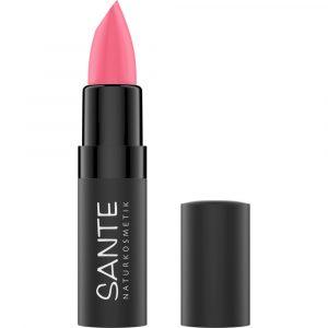 Sante matte lipstick 02 gentle rose