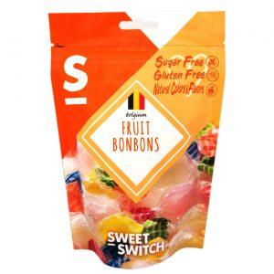 Sweet Switch Fruit Bonbons 100 gr