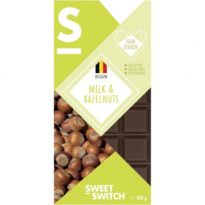 Sweet-switch-milk-hazelnut