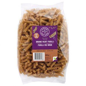 Your Organic Nature brun ris pasta