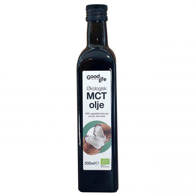 Goodlife MCT olje 500 ml