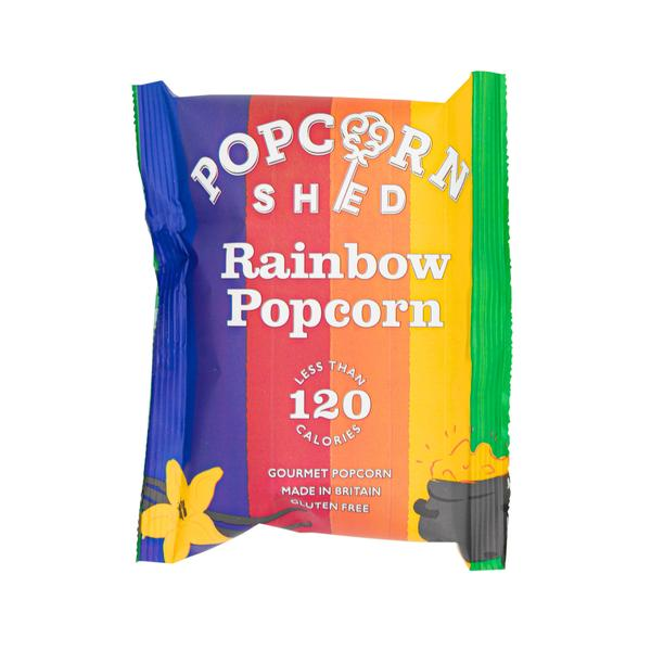 Popcorn Shed rainbow popcorn 24 g