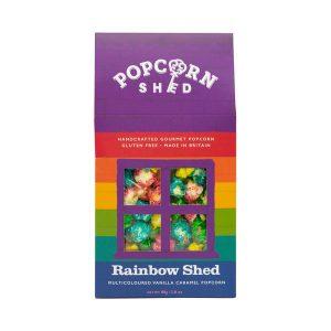 Popcorn Shed rainbow popcorn 80 g
