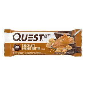 Quest bar chocolate peanut butter 60 g