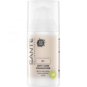 Sante soft care foundation 01 warm linen