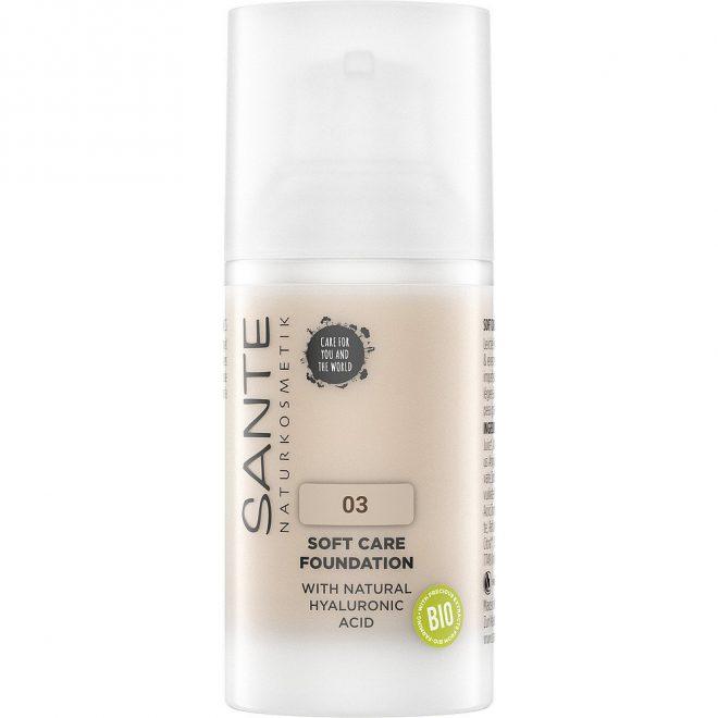 Sante soft care foundation 03 warm meadow