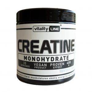 Vitality Line kreatin monohydrat 400 g