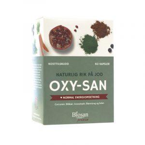 Biosan oxysan 60kaps