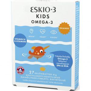 Eskio-3 kids 27 geletab