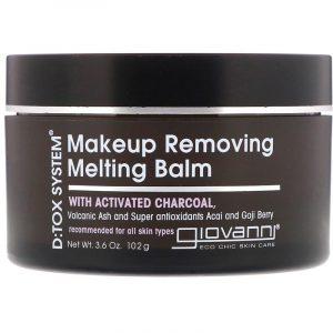 Giovanni makeup removing melting balm