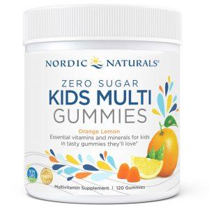 Nordic Naturals kids multi gummies