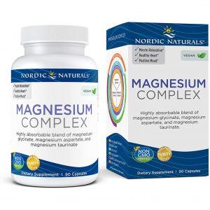 Nordic Naturals magnesium complex 90 caps