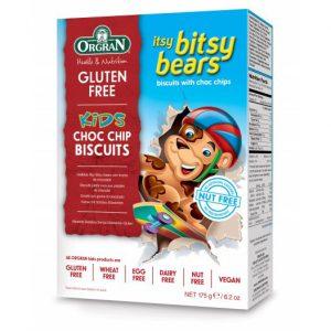 Orgran itsy bitsy bears