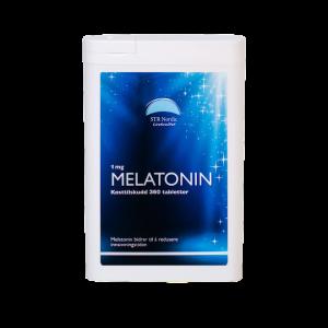 Str melatonin 360 tab