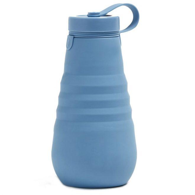 Stojo sammenleggbar flaske steel 590 ml