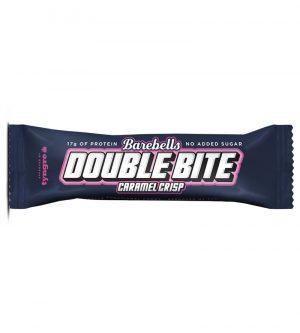 Barebells double bite caramel