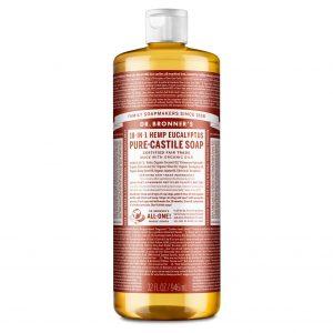 Dr Bronner eucalyptus såpe 945 ml