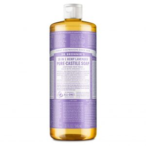 Dr Bronner lavendel såpe 945 ml