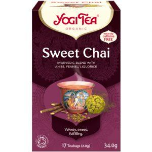 Yogi søt chai te 17 poser