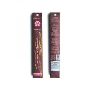 Maroma røkelse rosewood 10 pinner