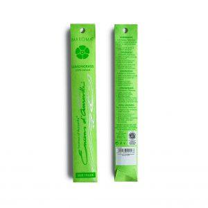 Himalaya røkelse lemongrass 10 pinner